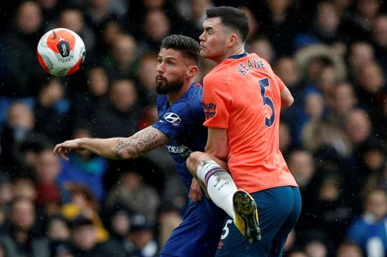 Everton's Keane says players can be ready in a fortnight