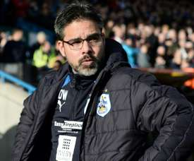 Huddersfield have started strongly under German head coach David Wagner. AFP