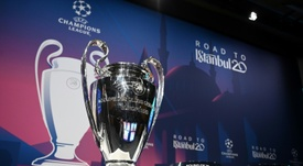 Key UEFA meeting to decide on way forward for suspended Champions League. AFP