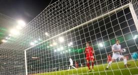 El 'Gladbach levantó el 0-2 del Bayern en poco más de diez minutos. AFP