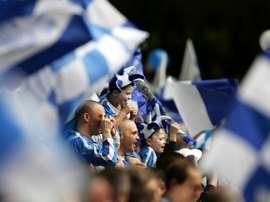 Blackburn serait à la poursuite d'un joueur de Cardiff City. AFP