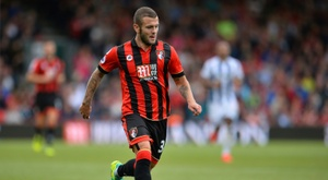 Wilshere returns to Bournemouth. AFP