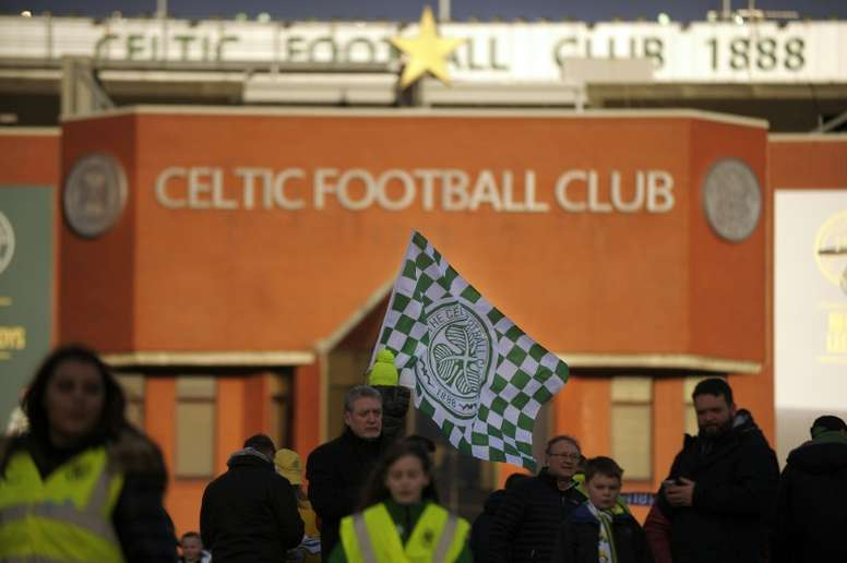Celtic have made a slow start in the SPL. AFP
