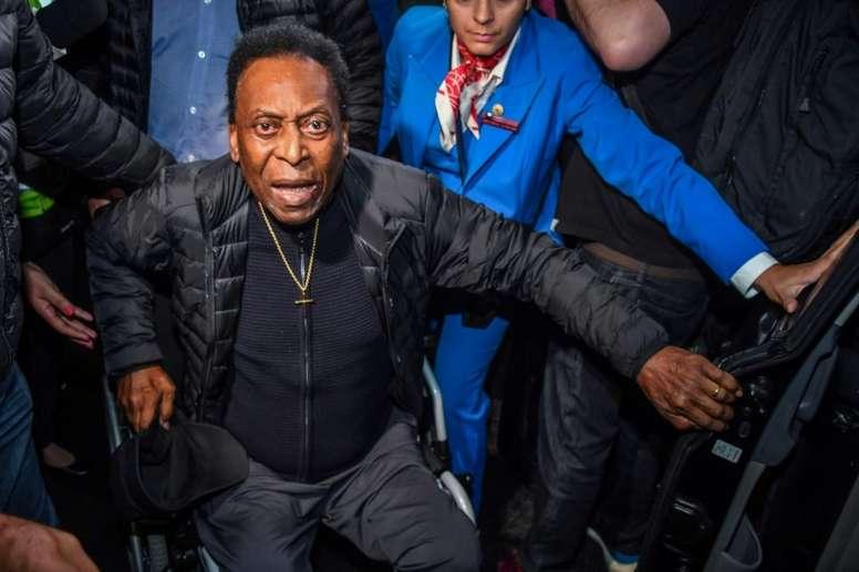 Pelé dimesso dall'ospedale. Goal