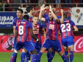 Sloppy Sevilla surrender two-goal lead away at Eibar. AFP