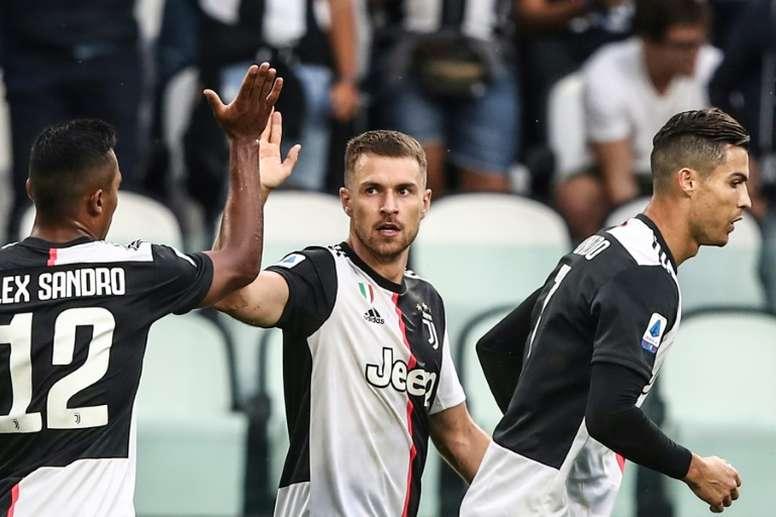 Ramsey gamble paying off at Juventus
