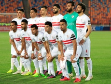 Zamalek defeated arch rivals Al Ahly in the Eyptian Premier League. AFP