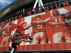 Arsenal made a loss. AFP