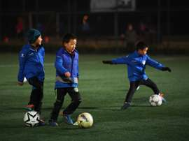 China's FA want to make the sport more prominent across the country. AFP