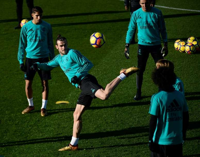 Ramos believes that 'El Clasico' will be a 'massive game'. AFP
