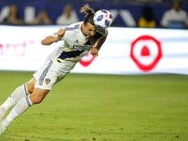 Para Ibrahimovic, CR7 apostou no cavalo vencedor. AFP