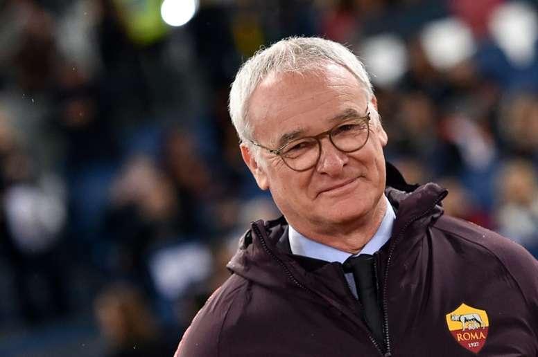Ranieri off to winning start with Roma