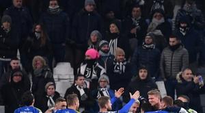 Parma drew 2-2. AFP