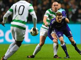 Scott Brown believes his team can make it to the competition. AFP