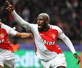 Bakayoko is close to returning to Monaco on loan. AFP