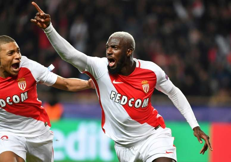 Bakayoko is close to returning to Monaco on loan. AFP