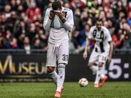 I migliori meme di Juventus-Bologna. AFP
