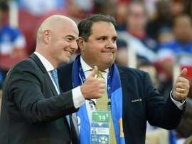 CONCACAF chief responds to Trump 'shithole' slur