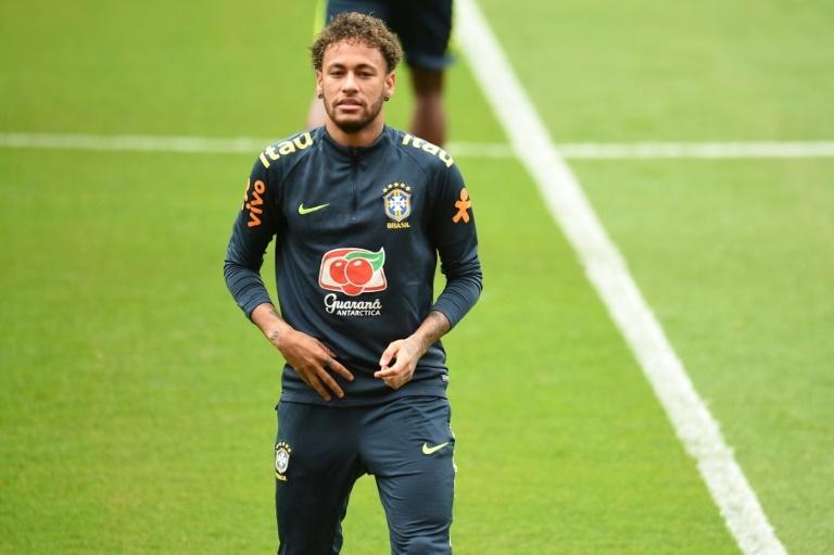 Brésil - Neymar titulaire face à l'Autriche