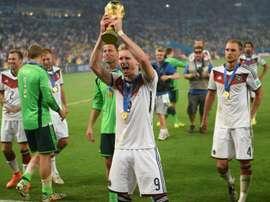 Dortmund cancel contract of World Cup winner Schuerrle. AFP
