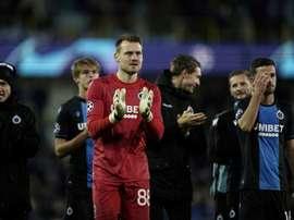 Liga Belga pode desistir da ideia de abandonar a temporada. AFP