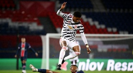 Rashford and Solskjaer give Man Utd lift-off and leave PSG out of sorts. AFP
