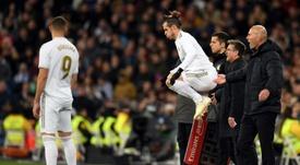 Le Real Madrid veut sauver le soldat Bale. AFP