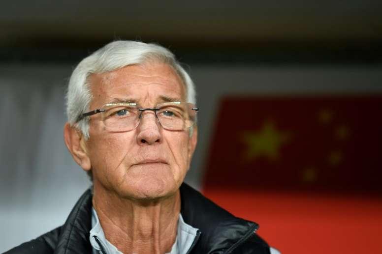 Lippi vuelve a la Selección China. AFP