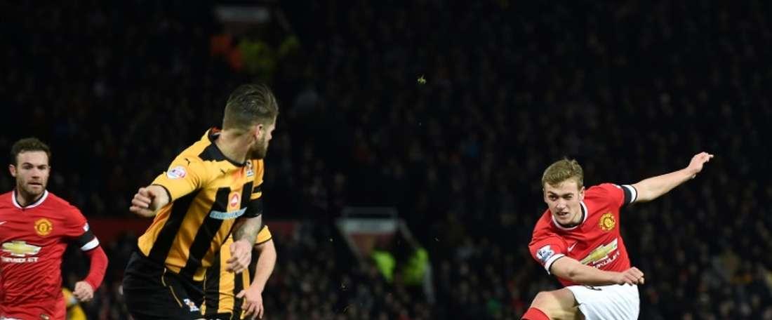 James Wilson pourrait quitter Manchester United cet été