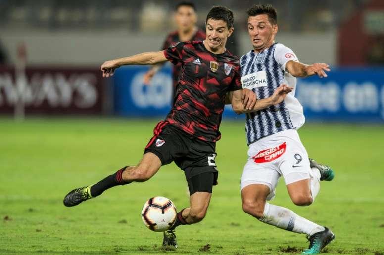 Affonso got a brace, but Maritzburg had a goal wrongly disallowed for offside. AFP
