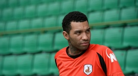 Former Arsenal and Liverpool winger Jermaine Pennant has joined Billericay Town. AFP
