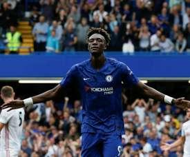 Les 'Baby Blues' de Chelsea au pouvoir ! AFP