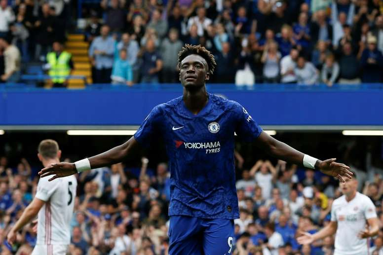 Chelsea want to keep hold of their youth for five years. AFP