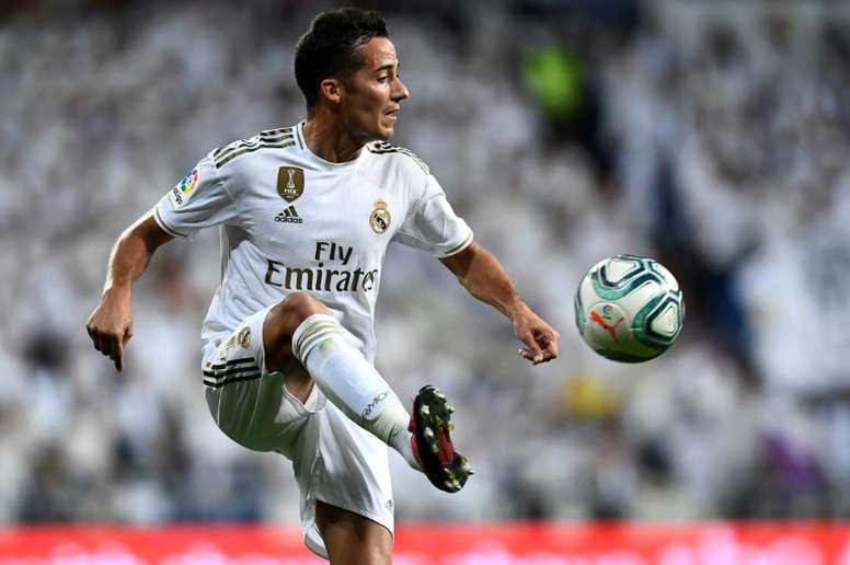 Mourinho wants to sign Lucas Vazquez. AFP