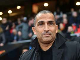Sabri Lamouchi has paid the price for Renness poor league form. AFP