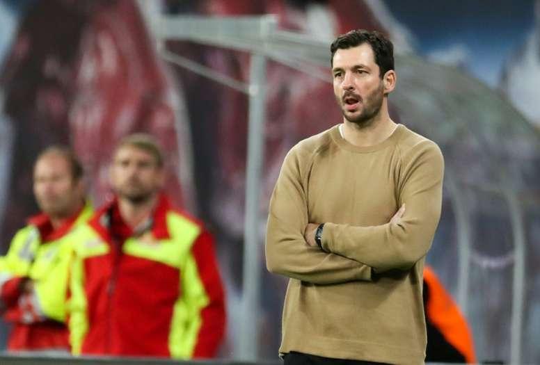El adepto de Klopp que se hará cargo del Dinamo de Moscú. AFP