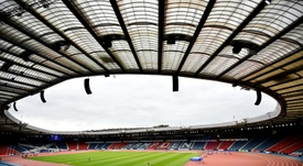 Scottish football has been plagued by incidents. AFP