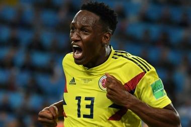 Le défenseur colombien a décidé de rejoindre le football anglais. AFP