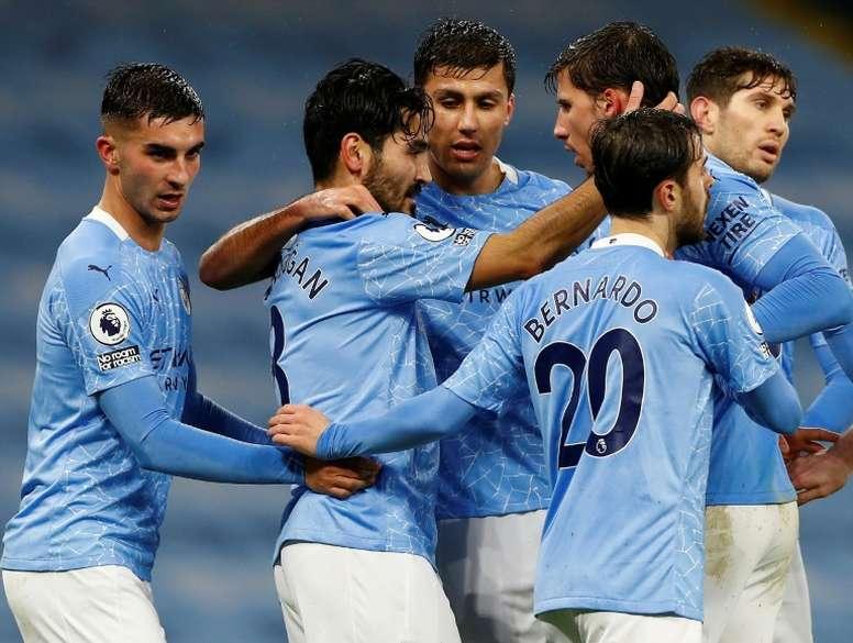 El City podría haber violado las reglas de la Premier League. AFP