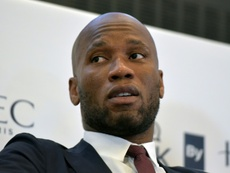 Didier Drogba failed to receive the backing of the AFI. AFP