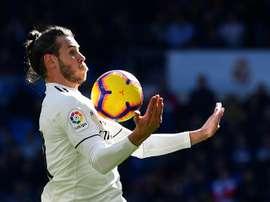 Bale étend sa légende. AFP