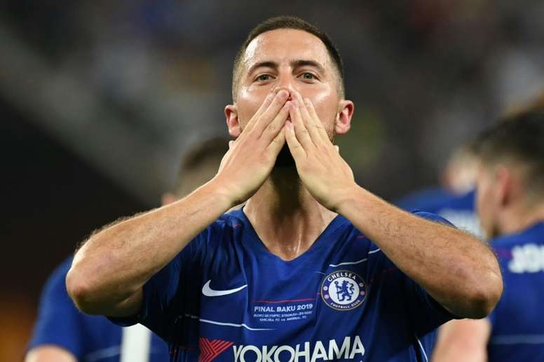 Última hora mercado fichajes: El Madrid prepara 120 millones por Hazard. AFP