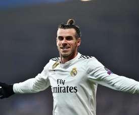 Le record de Bale. AFP