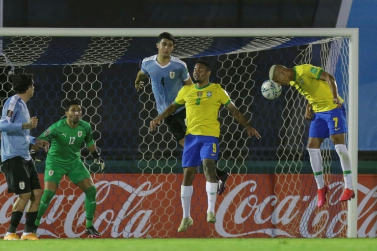 Brazil brush Uruguay aside to maintain prefect record in Qatar 2022 qualifiers