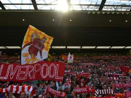 Several Liverpool fans returned home via Italy. AFP/Archivo