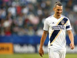 Zlatan Ibrahimovic proved to be unstoppable