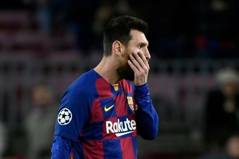 El Barça necesita ganar. EFE