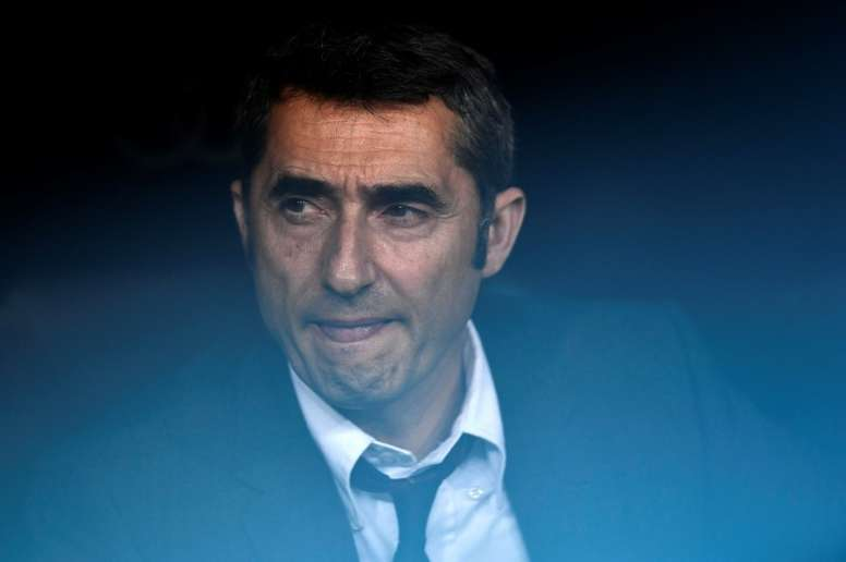 Valverde believes united are a good side. AFP