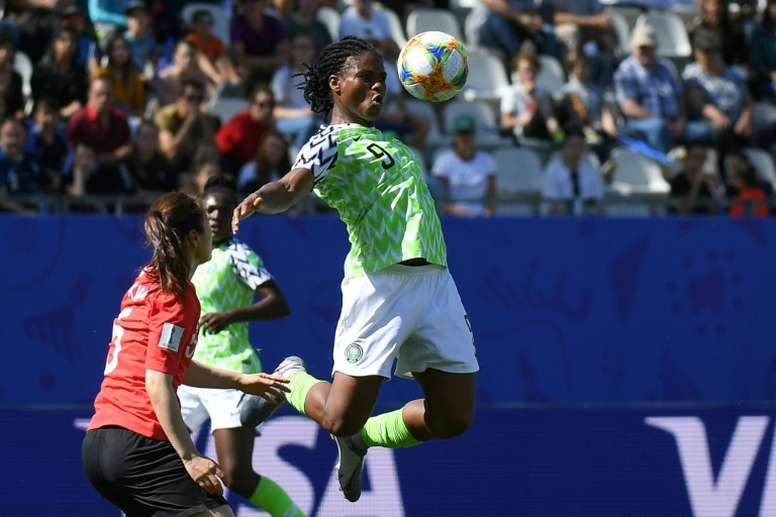 A captain named Desire: Nigeria skipper relishes France showdown - BeSoccer