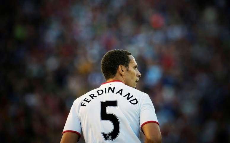 Ferdinand pourrait revenir à United. AFP